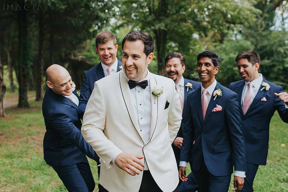 Nuntă la Biavati Events în București – A & E