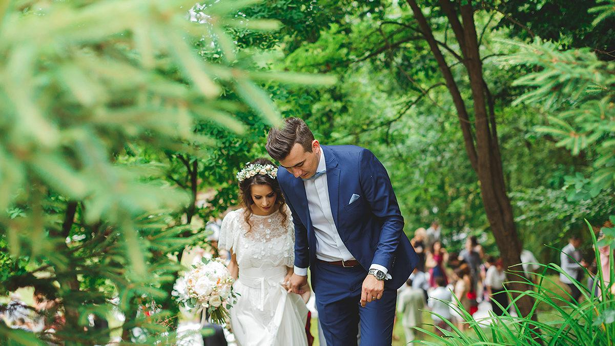 Nuntă la Serena în Cluj – Iana & Andrei