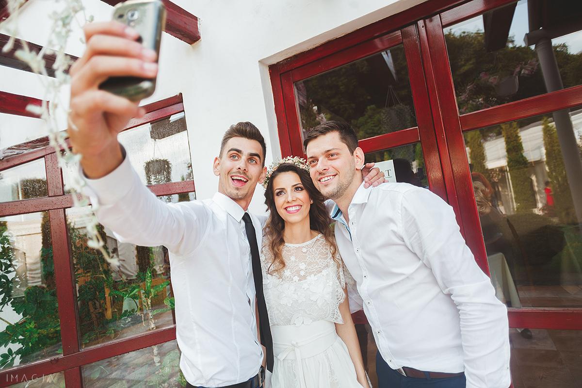 nunta in aer liber la pensoinea serena cluj