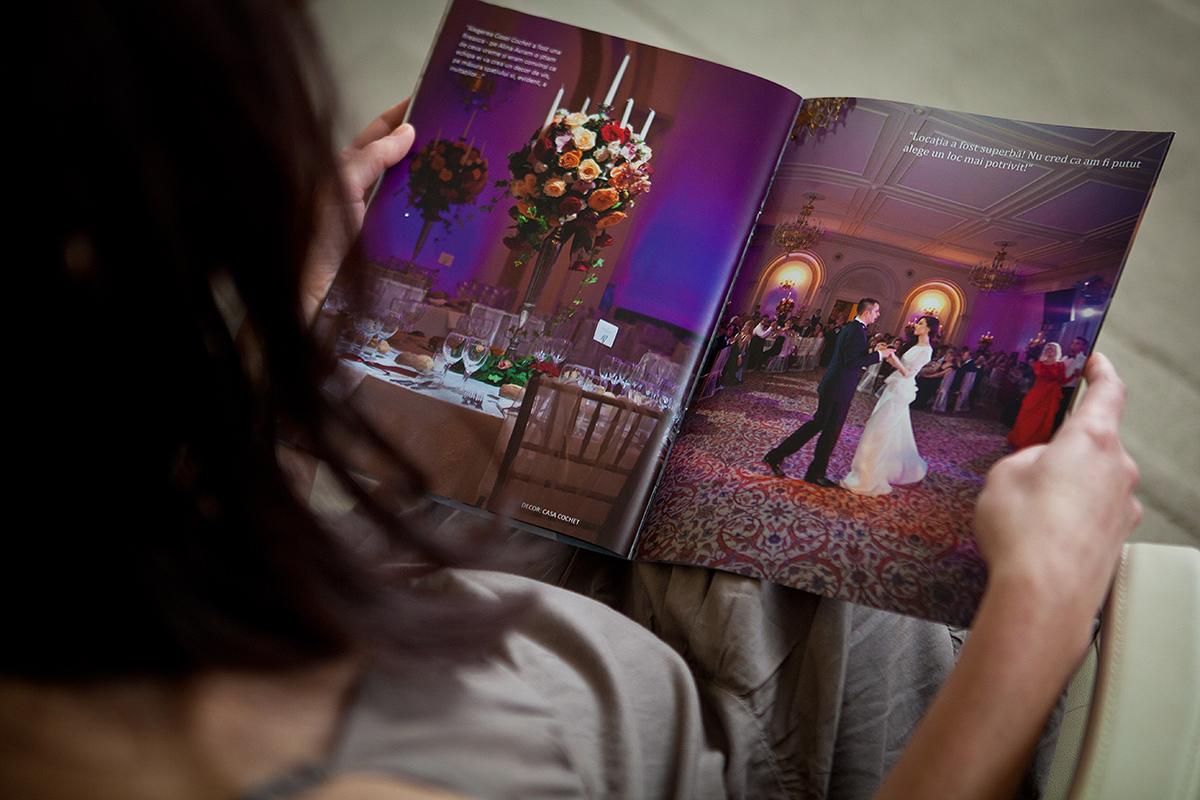 revista de nunta imagia
