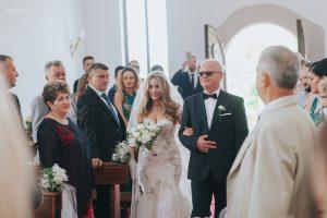 ceremonia religioasă la capela de la Sun Garden în Cluj-Napoca