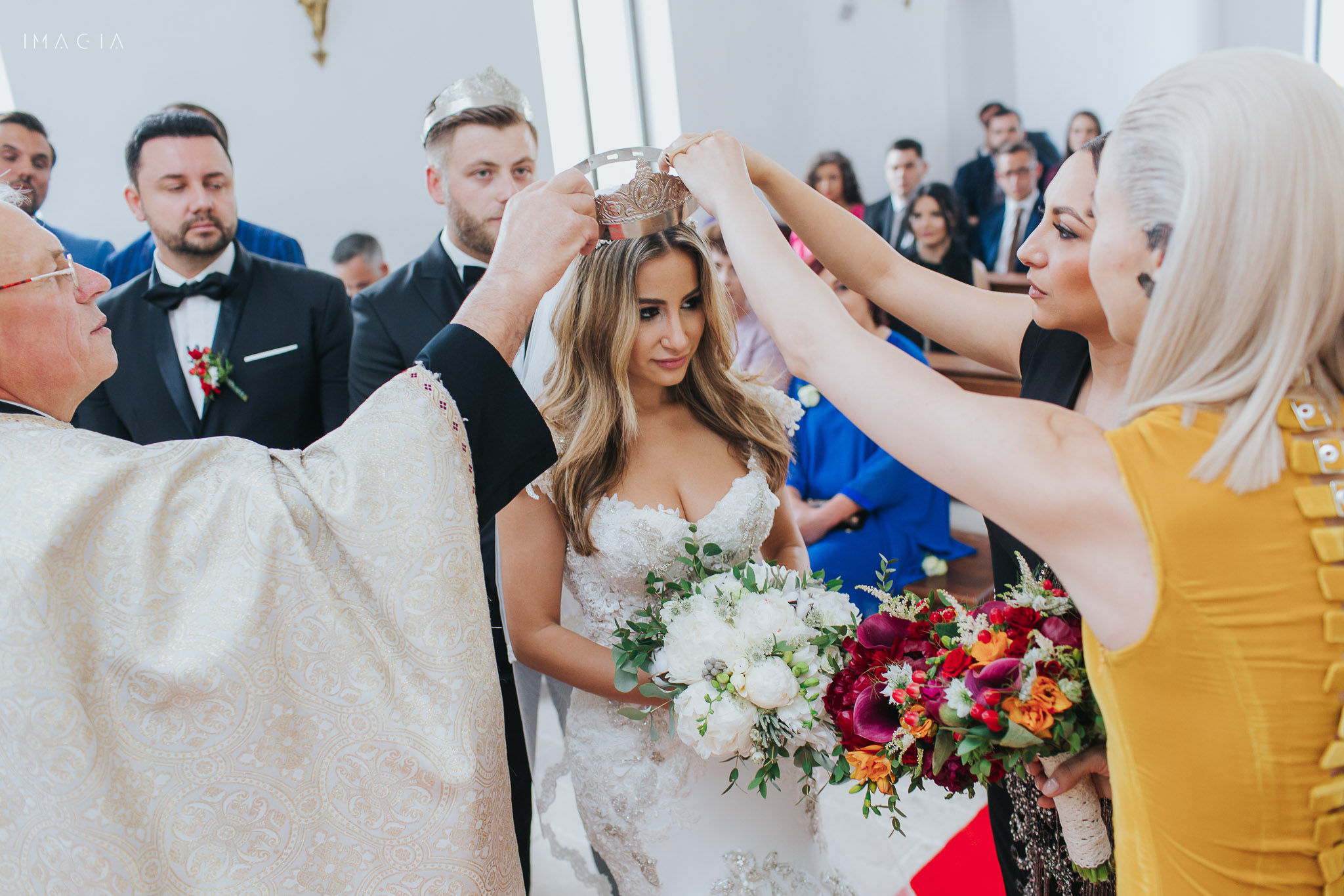 Andra, nașă la o nuntă la Sun Garden în Cluj-Napoca
