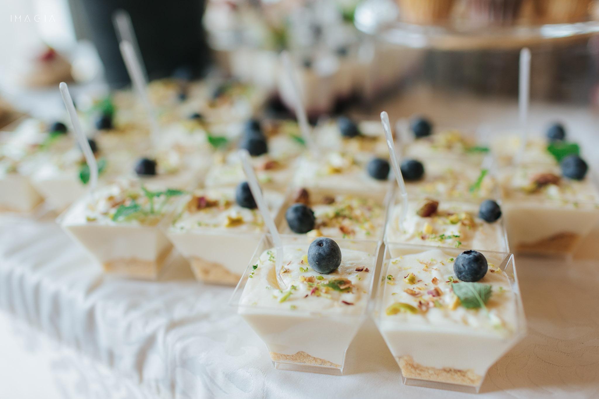 Desert la nuntă