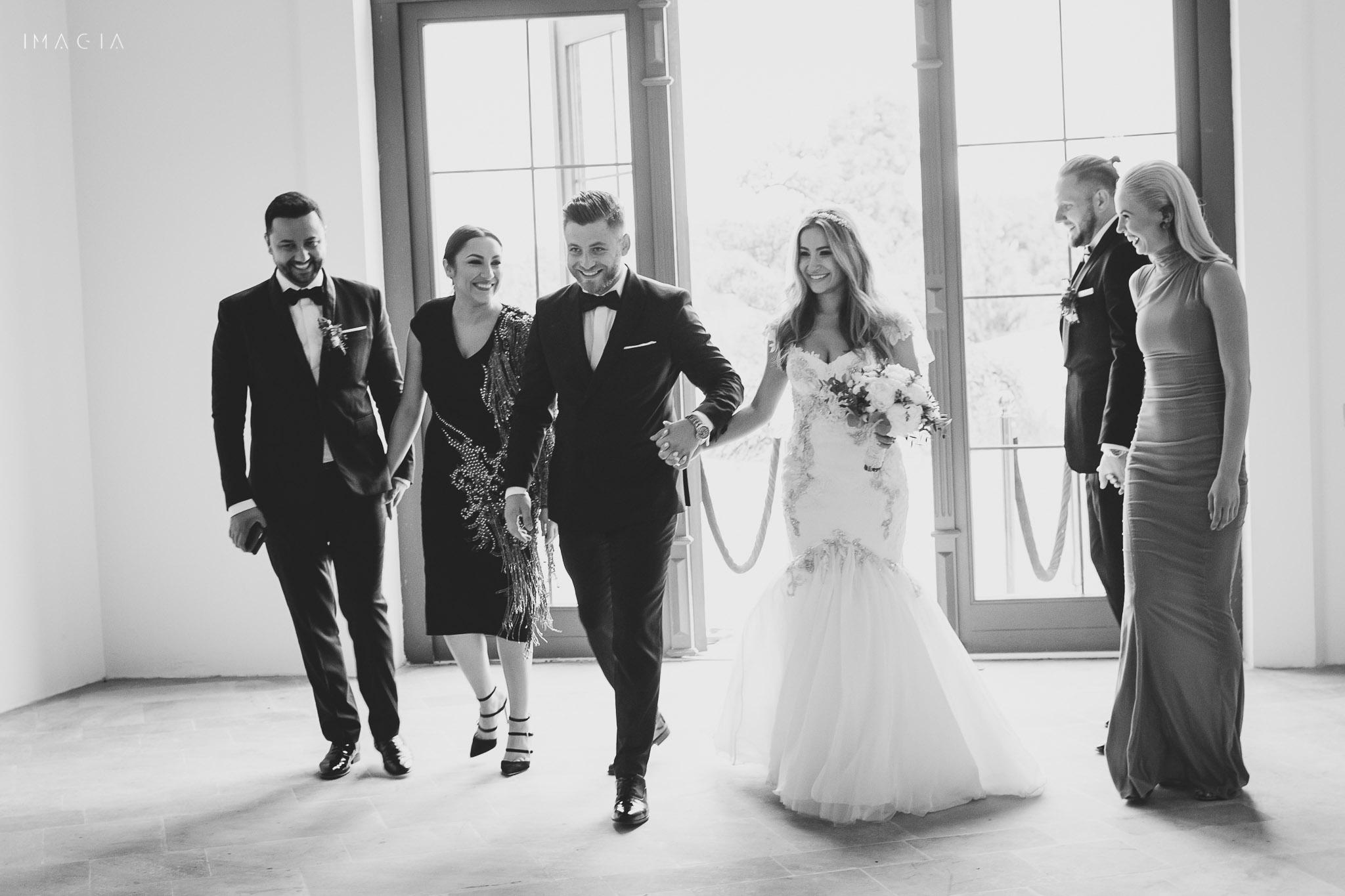 Andra și Cătălin Măruță, nași la o nuntă la Sun Garden în Cluj-Napoca