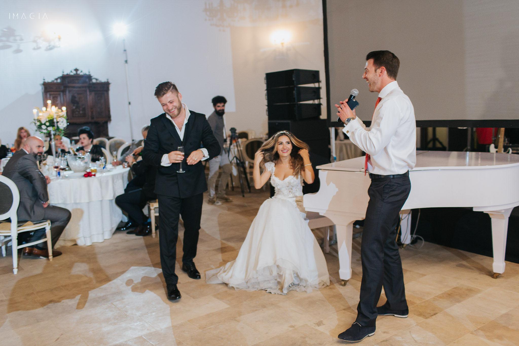 Petrecere de nuntă la Sun Garden în Cluj-Napoca