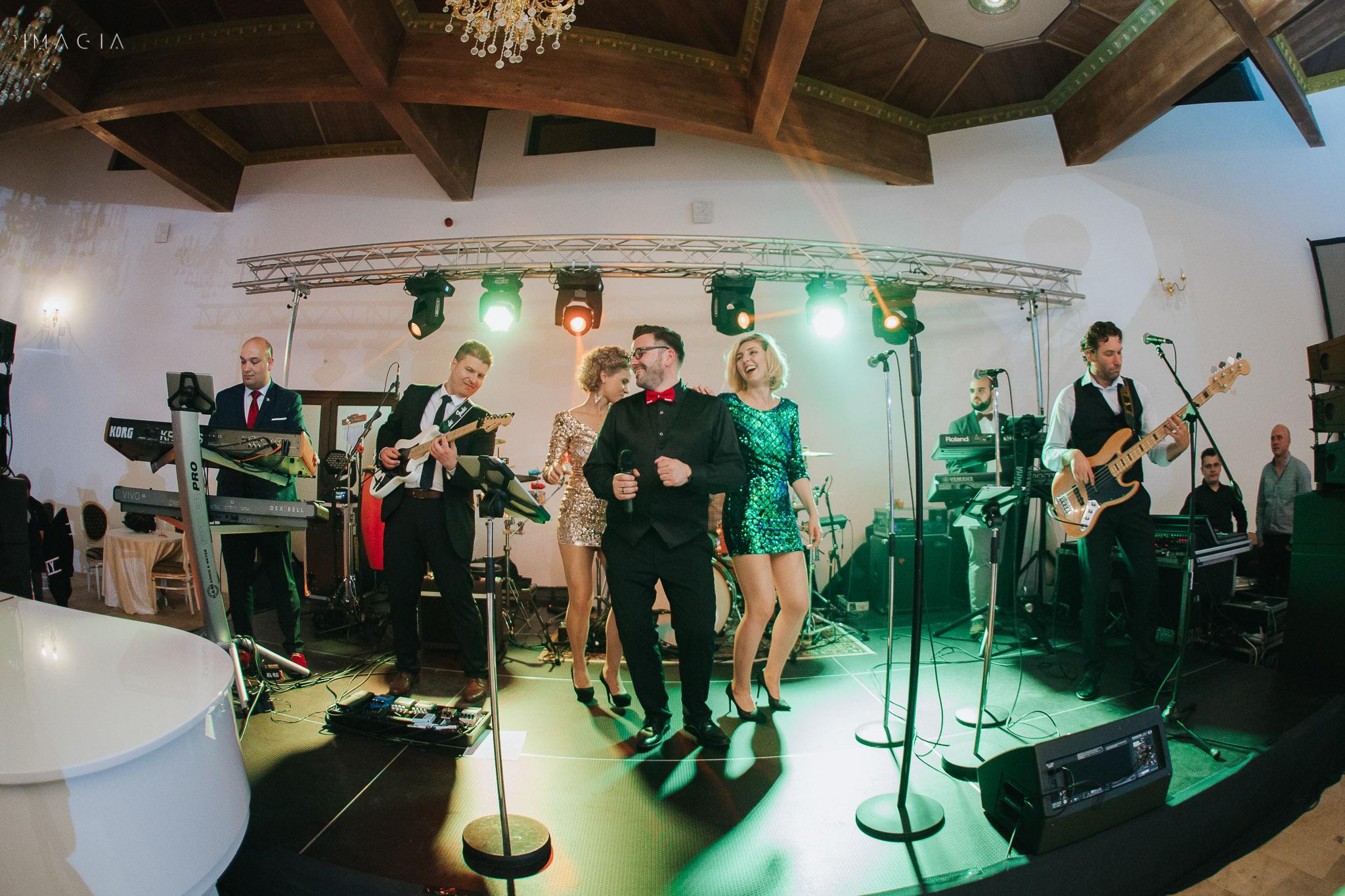 Arpy & Zip Band la o nuntă la Sun Garden în Cluj-Napoca