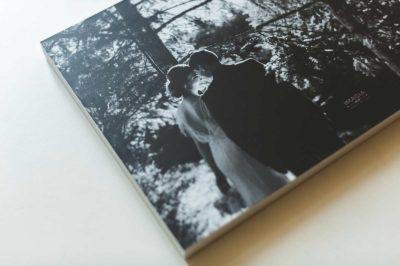 Pagină de album foto de nuntă