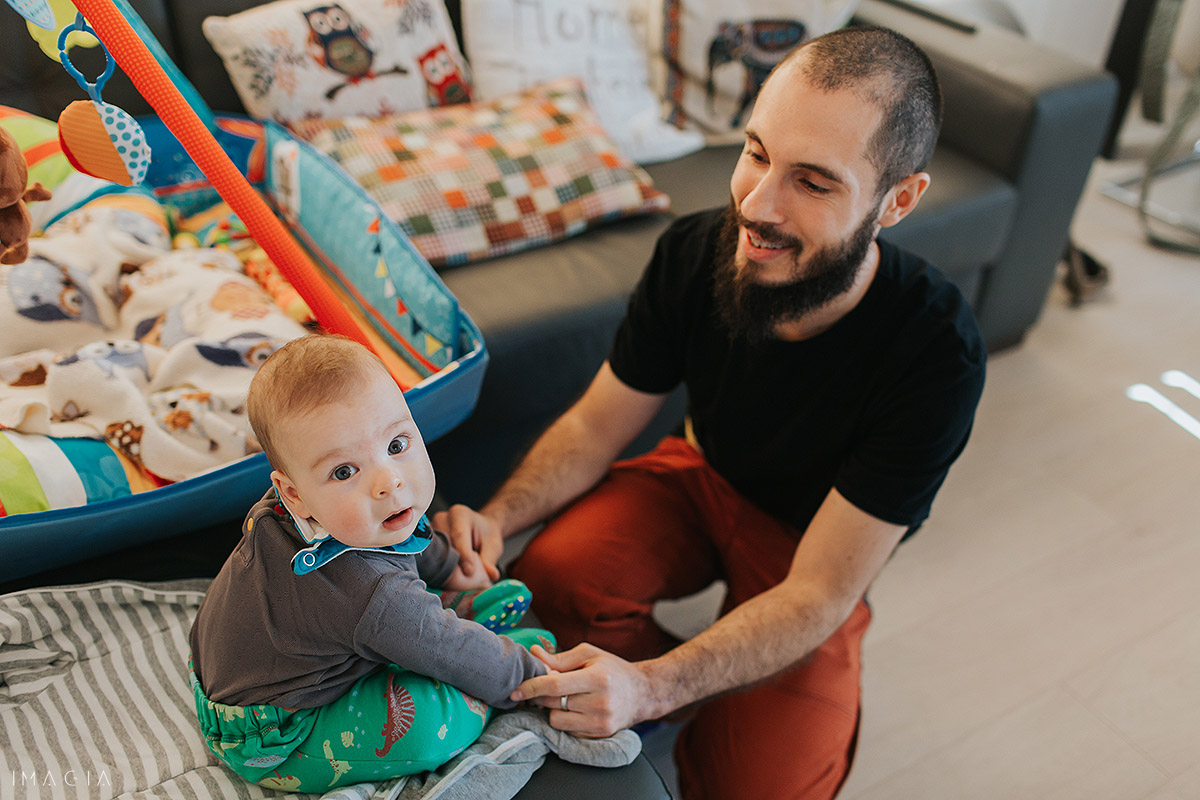 Ședință foto de familie în CLuj-Napoca realizată de IMAGIA