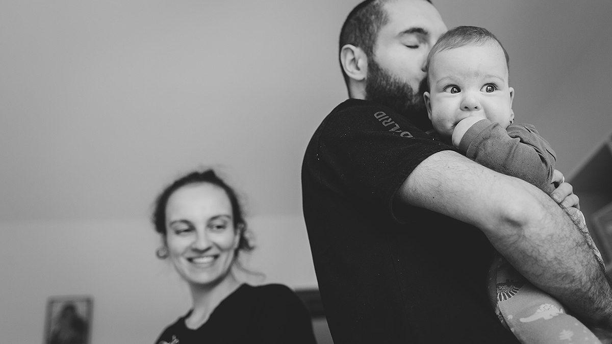Fotograf de familie în Cluj-Napoca – în vizită la Alexandru