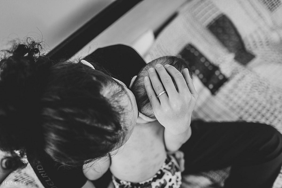 Mama și copilul la ședința foto în Cluj-Napoca