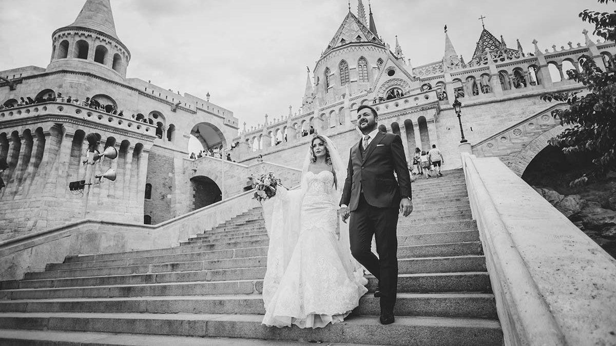 Sedință foto după nuntă în Budapesta – Bogdana & Laci