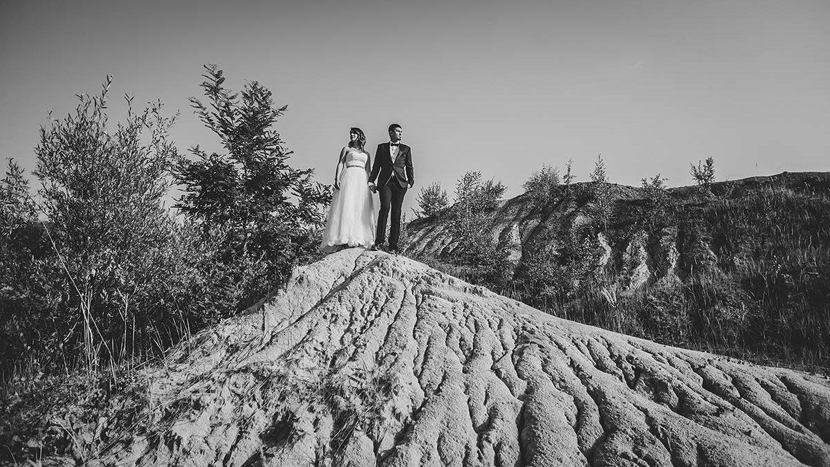 Sedinta foto dupa nunta langa Cluj  – Alina & Sergiu