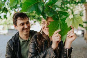 Cuplu la o sedinta foto inainte de nunta in Bucuresti