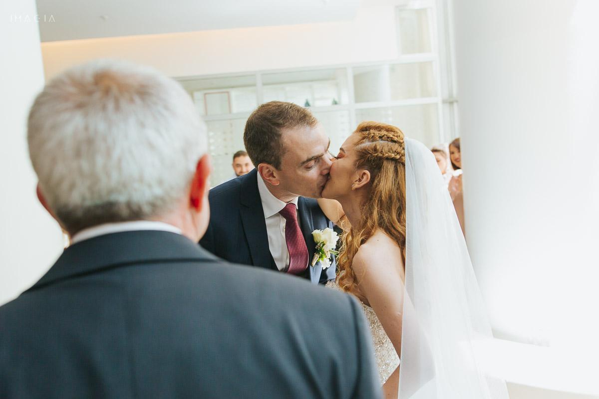Fotografie de la o nuntă în București, la Hotel Novotel