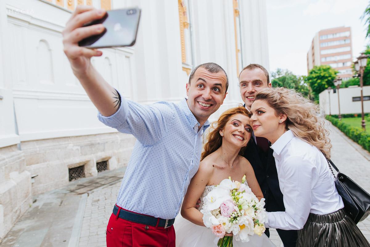 Fotografie de la o nuntă în București, fotografiată de imagia.ro