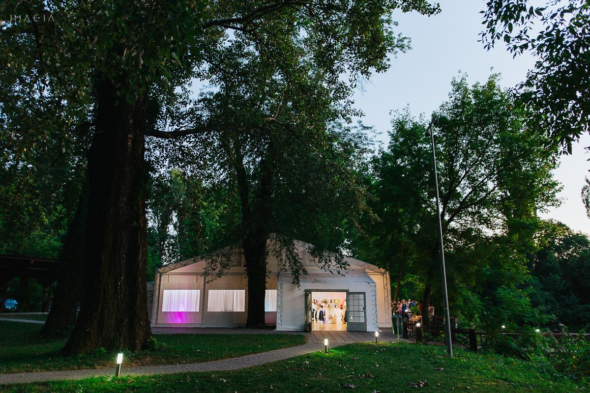 Salonul Maria de la Palatul Știrbey - fotograf de nuntă IMAGIA