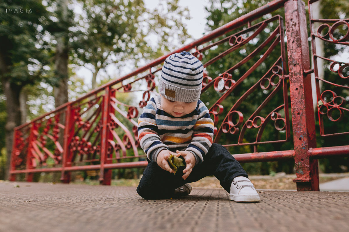 Fotograf de copii în Satu Mare