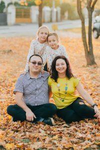 Amintiri de familie în Cluj-Napoca - ședință foto realizată de IMAGIA